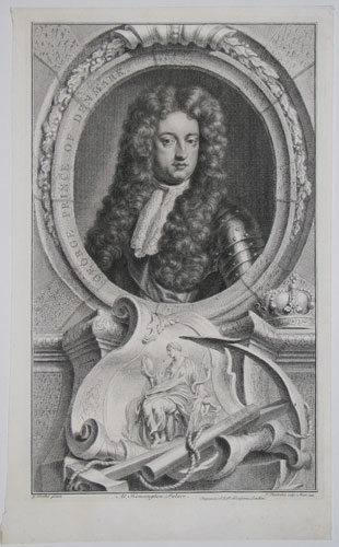 George Prince of Denmark.