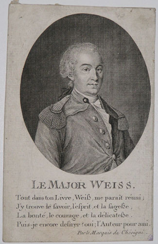 [France] Le Major Weiss.