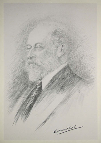 His Majesty, King Edward VII