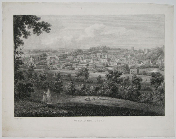 View of Guildford.