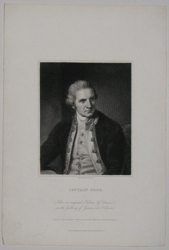 Captain Cook.