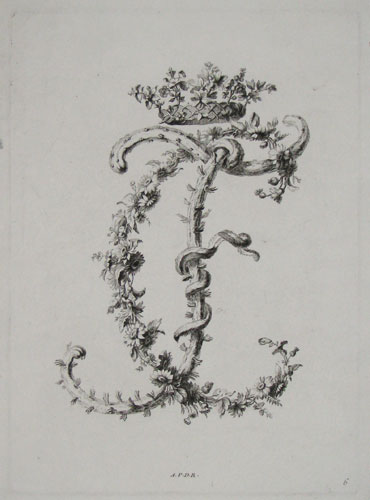 [Decorative monogram - initials F and C, entwined.]
