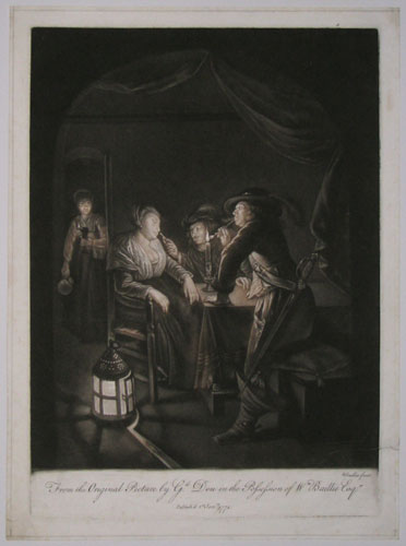 [Interior of an inn, Dutch School.]