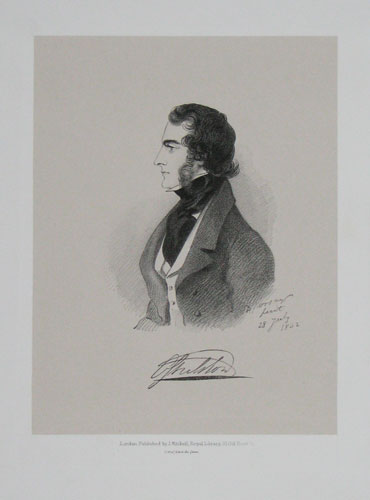 [Charles Bennet, Earl of Tankerville; with facsimile signature.]
