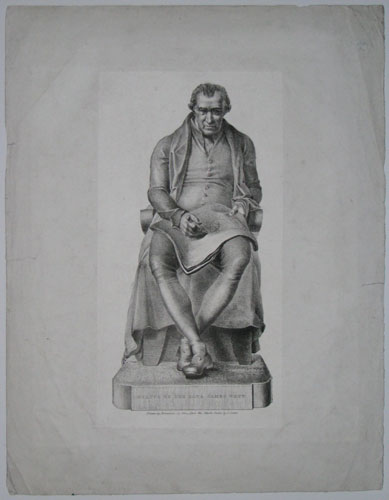 Statue of the Late James Watt.