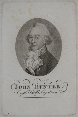John Hunter.  Engl. Schiss_Capitain.