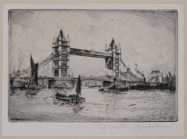 [Tower Bridge.]