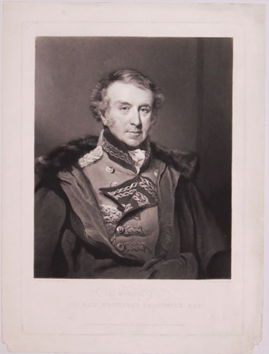 General Sir Hew Whiteford Dalrymple, Bart.
