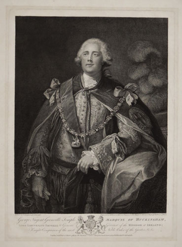 George-Nugent-Temple-Grenville, Marquis of Buckingham,