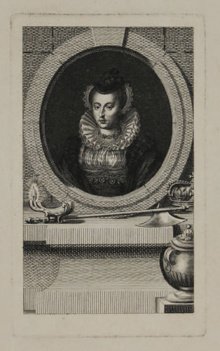 [Mary Queen of Scots.]