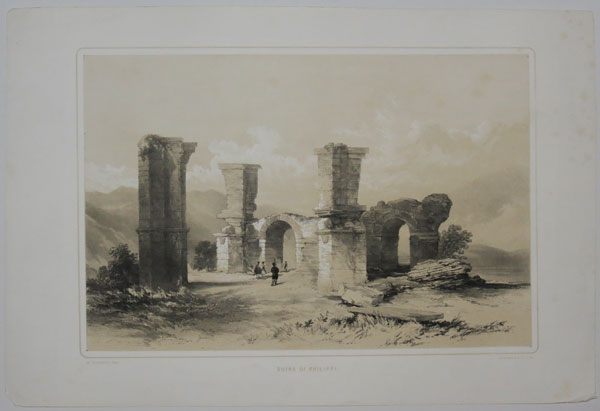 Ruins of Philippi.