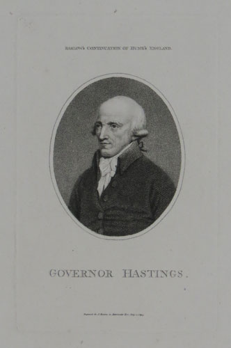 Governor Hastings.