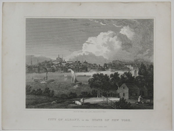 City of Albany, in the State of New York.