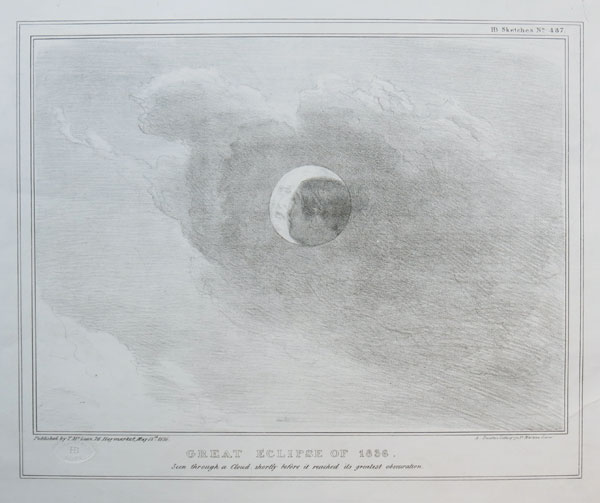 Great Eclipse of 1836.