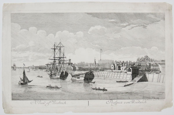 A View of Woolwich.