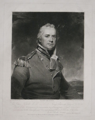 Sir John Nicholl M.P. D.C.L. Kings Advocate General, &c.&c.&c. Colonel of the St. Giles & St. George's, Bloomsbury, Loyal Volunteers. Dedicated to the Commissioned, Non-commissioned Officers, & Urivates of the Corps. by their Humble Servant,