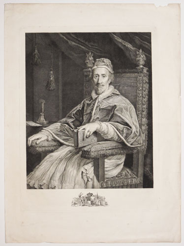 [Pope Clement The Ninth.