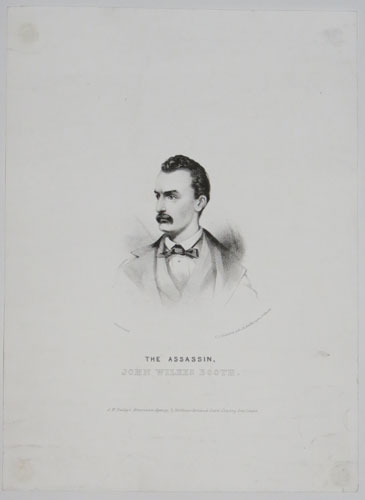 The Assassin, John Wilkes Booth.