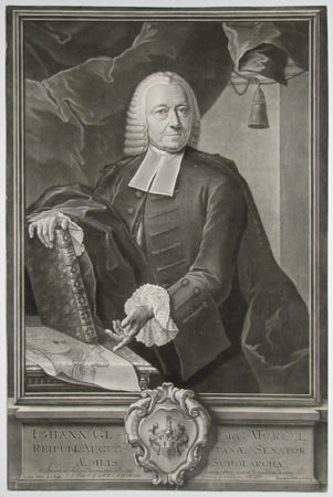 [Germany] Johann Gottfried Morell