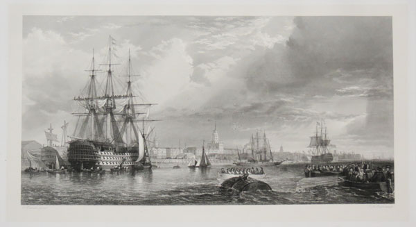[Portsmouth Harbour]