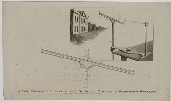 A New Perspective Instrument, By, Joseph Priestley of Bradford in Yorkshire.
