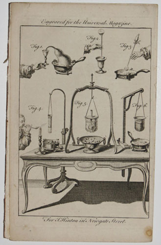 [Various chemistry instruments.]