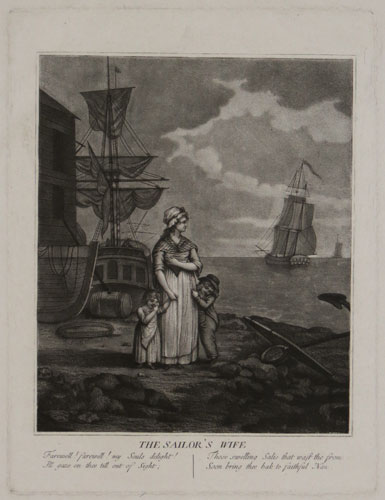 The Sailor's Wife.