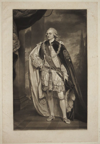 [George Spencer, Duke of Marlborough.]