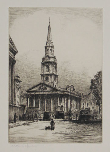 [St Martin-in-the-Fields Church] [No.13]