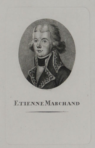 [France] Etienne Marchand.