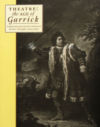 Theatre: the Age of Garrick