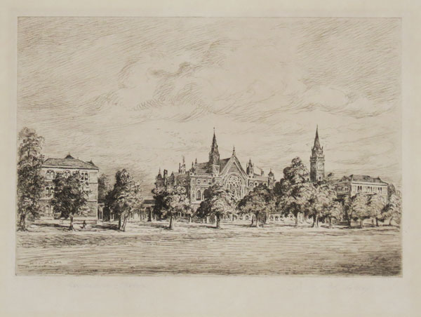 Dulwich College [in pencil to right.]