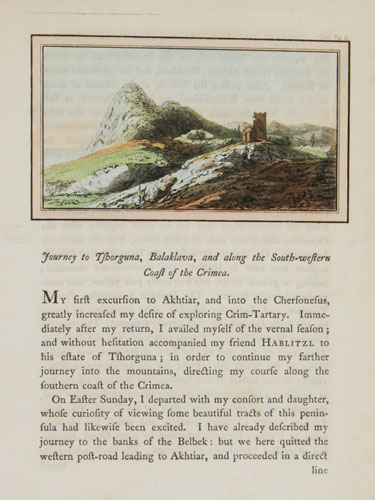 [Mountains and Church.]