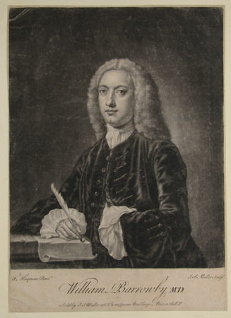 William Barrowby, M.D.