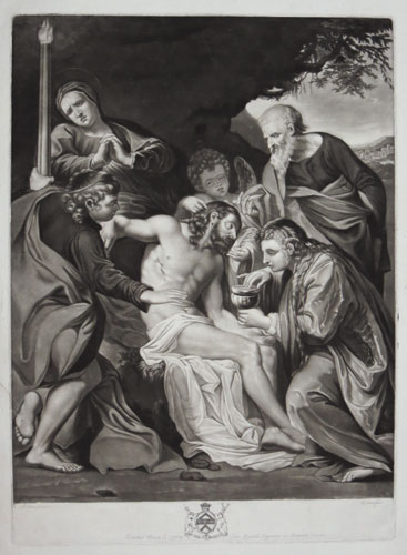 [The Placing of Christ in the Sepulchre.]