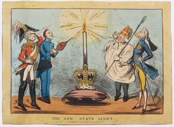 The New State Light.