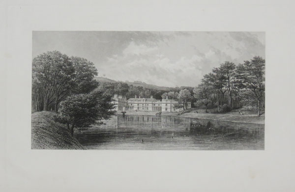 [Encombe House, Dorset.]