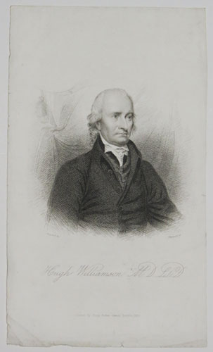 Hough Williamson. M. D. LLD.