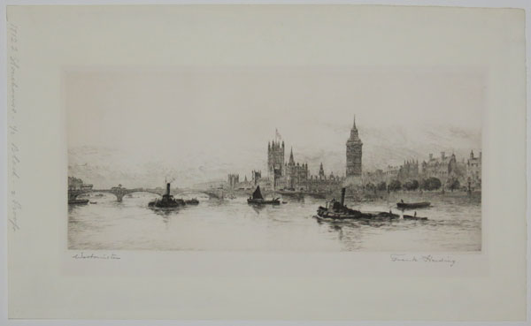 Westminster [pencil].