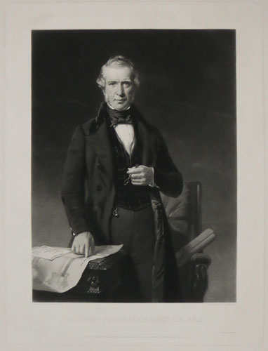 William Fairbairn, Esq.re C.E. F.R.S.