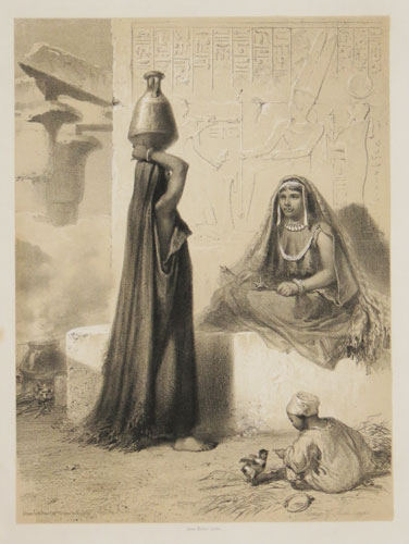 Women of Middle Egypt.