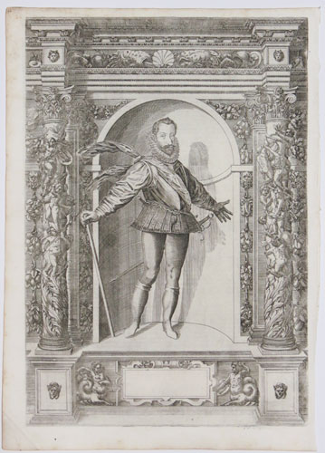[Alessandro Farnese, Duke of Parma.]