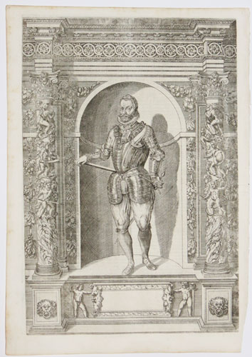 [Emmanuel Philibert, Duke of Savoy.]