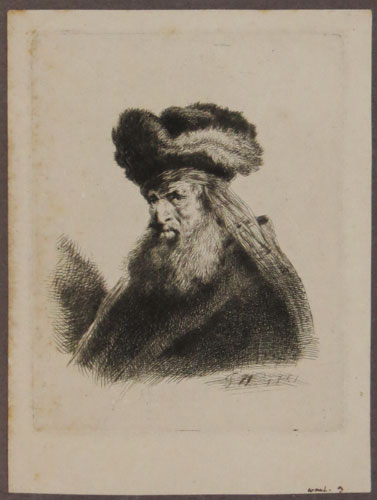 [Man's head with a cap]