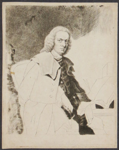 Walter Baker by Worlidge [ms]