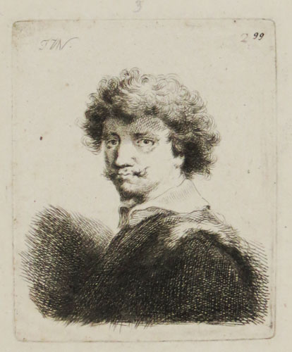 [Head after Rembrandt]