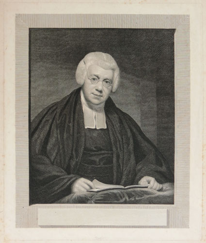 [The Reverend John Prince.]