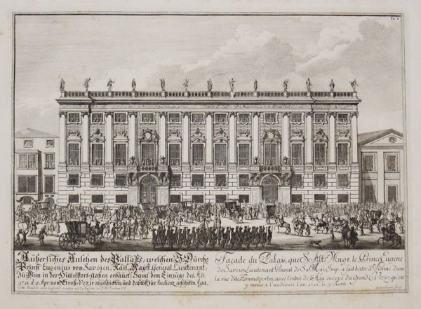 [Winter Palace of Prince Eugene of Savoy]