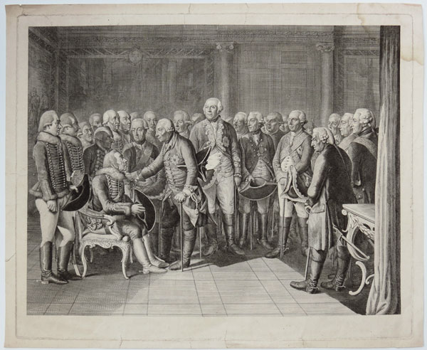 [Frederick the Great of Prussia and His Generals].