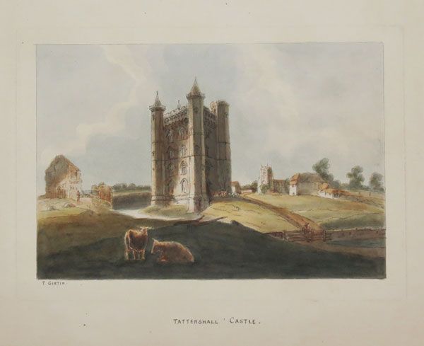 Tattershall Castle [ms.]